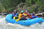 6/27/14 pm Colorado River Guides Lower Eagle River - Wolcott to Eagle
