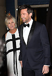 Deborra-Lee Furness & Hugh Jackman attending The Museum of Moving Image salutes Hugh Jackman at Cipriani Wall Street in New York on December 11, 2012