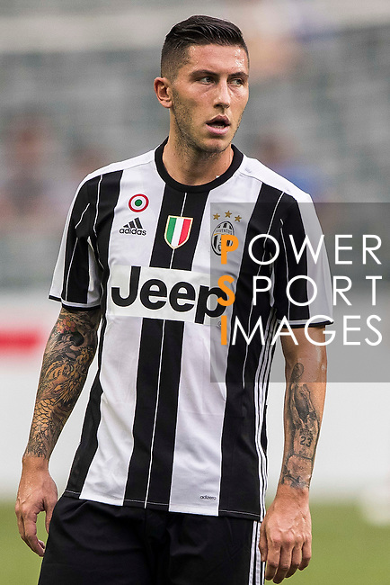 Juventus' player Luca Marrone in action during the South China vs Juventus match of the AET International Challenge Cup on 30 July 2016 at Hong Kong Stadium, in Hong Kong, China.  Photo by Marcio Machado / Power Sport Images