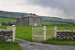 The house used as the Craggy Island Parochial House in the Channel 4 TV Series Father Ted. The House is between the villages of Boston and Kilnaboy in the Burren region of County Clare, Ireland. The TV series, written by Arthur Matthews and Graham Linehan, starred Dermot Morgan, Frank Kelly and Ardal O'Hanlon.
