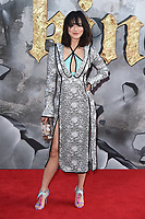 Betty Bachz at the European premiere for &quot;King Arthur: Legend of the Sword&quot; at the Cineworld Empire in London, UK. <br /> 10 May  2017<br /> Picture: Steve Vas/Featureflash/SilverHub 0208 004 5359 sales@silverhubmedia.com