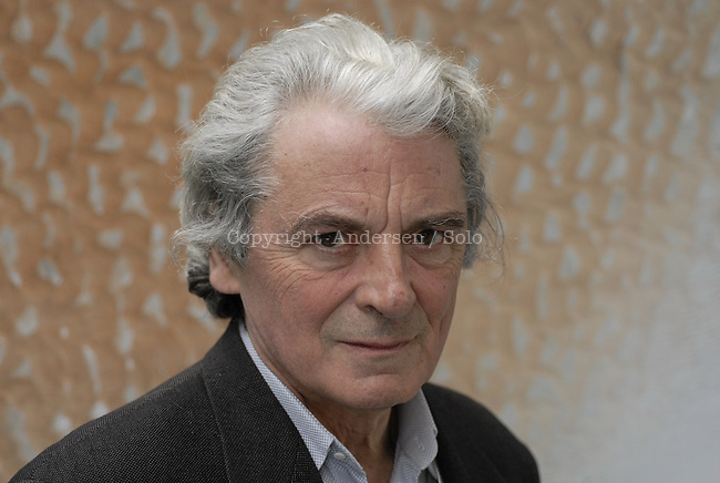 Jean Pierre Dufreigne, French writer in 2008.