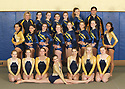 2013-2014 BIHS Gymnastics (Portraits)