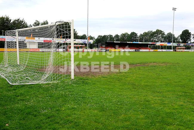 EMMEN - WKE perspresentatie topklasse zondag seizoen 2011-2012, 09-07-2011 accomodatie wke sportpark grote geert