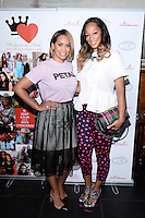 NEW YORK, NY - MAY 07: Amber Sabathia and Alexis Stoudemire attends 2014 Mom Mogul Breakfast at The Water Club on May 7, 2014 in New York City ©HP/Starlitepics