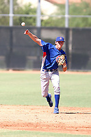 Wes Darvill - Chicago Cubs - 2010 Instructional League.Photo by:  Bill Mitchell/Four Seam Images..