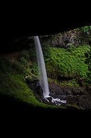 North Falls, Silver Falls State Park, Oregon, US