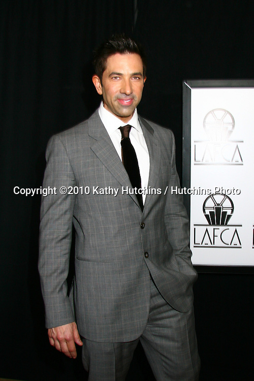 Sheldon Turner.arriving at the 35th Annual Los Angeles Film Critics Association Awards.InterContinental Hotel.Los Angeles, CA.January 16, 2010.©2010 Kathy Hutchins / Hutchins Photo....