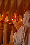 La Pentec&ocirc;te (Pentecost) holiday at the Monastery of the Sisters of Bethlehem of the Assumption of the Virgin and of Saint Bruno in Beth Gemal, Israel<br />