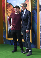 """11 January 2020 - Westwood, California - Danny Elfman, Stephen Gaghan. Premiere Of Universal Pictures' """"Dolittle"""" held at the Regency Village Theatre. Photo Credit: Billy Bennight/AdMedia"""