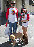 Kevin and Isabele during the Reno Rodeo Parade on Saturday, June 22, 2019.