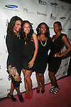 Alesha Renee, Valeisha Butterfield-Jones, Kristi Henderson and Sabrina Thompson Attend the 3rd Annual WEEN Awards Honoring Estelle, Keri Hilson, Tracy Wilson Mourning, Egypt Sherrod, Danyel Smith and Jennifer Yu Held at Samsung Experience at Time Warner Center, NY   11/10/11
