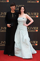 Laura Donnelly<br /> arriving for the Olivier Awards 2018 at the Royal Albert Hall, London<br /> <br /> ©Ash Knotek  D3392  08/04/2018