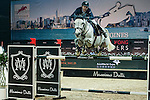 Maikel van der Vleuten of Netherlands riding VDL Groep Eurekaat the the Massimo Dutti Trophy during the Longines Hong Kong Masters 2015 at the AsiaWorld Expo on 15 February 2015 in Hong Kong, China. Photo by Juan Flor / Power Sport Images