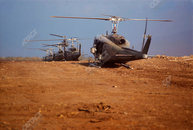 Khe Sanh, South Vietnam, February 1971