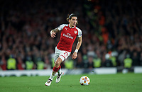 Hector Bellerin of Arsenal during the UEFA Europa League match between Arsenal and FC Koln at the Emirates Stadium, London, England on 14 September 2017. Photo by Andrew Aleks.