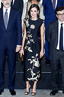 MADRID, SPAIN-November 28: Queen Letizia of Spain attends the 'Francisco Cerecedo' journalism awards 2019 at the Palace hotel in Madrid, Spain on. November 28, 2019.  ***NO SPAIN***<br /> CAP/MPI/RJO<br /> ©RJO/MPI/Capital Pictures