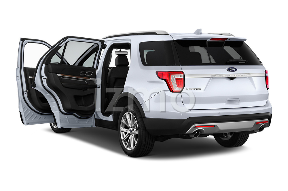 Car images of 2016 Ford Explorer Limited 5 Door SUV Doors