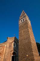 Slowenien,  Izola, Maurusk - Kirche