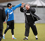 Ally McCoist shot by Arnold Peralta