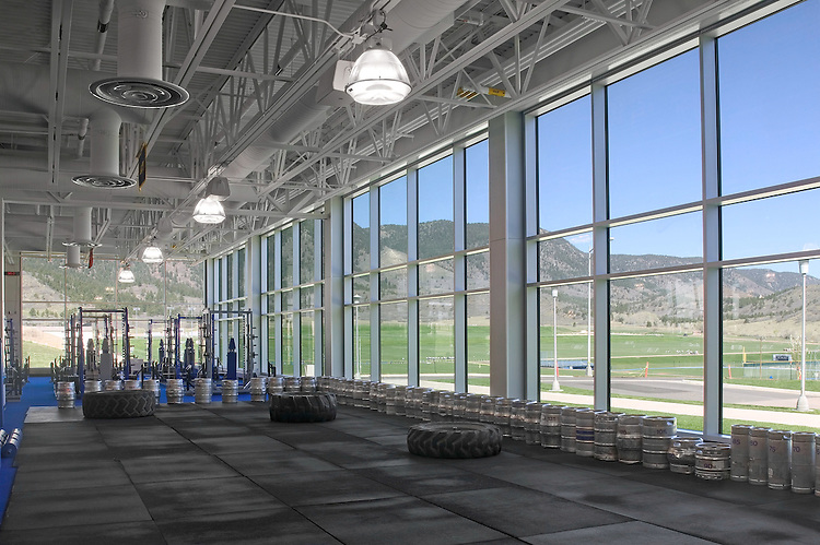 US Air Force Academy Falcon Athletic Complex | Architect: HNTB