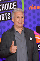 Marc Summers at the Nickelodeon Kids' Choice Sports Awards 2018 at Barker Hangar, Santa Monica, USA 19 July 2018<br /> Picture: Paul Smith/Featureflash/SilverHub 0208 004 5359 sales@silverhubmedia.com