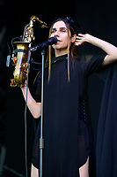 PJ Harvey live auf dem A Summer's Tale Festival 2017 in der Lüneburger Heide. Luhmühlen, 03.08.2017