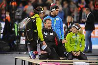 SCHAATSEN: HEERENVEEN: 08-01-2017, IJsstadion Thialf, ISU EC Sprint & Allround, Jan van Veen, ©foto Martin de Jong