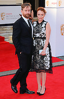 Arqiva BAFTA Television Awards Red carpet arrivals at the Theatre Royal, Drury Lane, London on May 18th 2014<br /> <br /> Photo by Vivienne Vincent