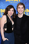Krysta Rodriguez and Sean Grandillo attends the Broadway Opening Night performance for 'Come From Away' at the Gerald Schoenfeld Theatre on March 12, 2017 in New York City.