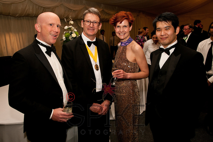 Browne Jacobsen staff from left are Tim Calremont, Alan Radford, Tracy Radford and Humu Choji