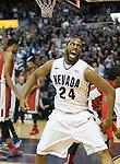 2014 Nevada Basketball vs UNLV