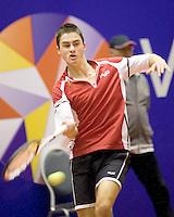 10-12-08, Rotterdam, Reaal Tennis Masters,   Evthimios Karaliolios