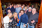 Jerry Brennan Cromane celebrated his 50th birthday with his family and friends in the International Hotel on Saturday night