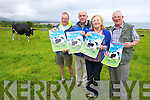 The 4th anual Camp Cash Cow takes place Sunday August 3rd in aid of Camp Community Sports Field Development. Pictured were: Thomas Ashe, Gene Finn, Bridig Finn and John Chambers.