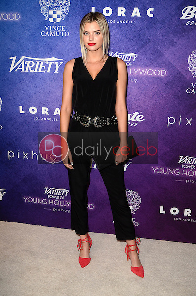 Alissa Violet<br /> at the Variety Power of Young Hollywood Event, Neuehouse, Hollywood, CA 08-16-16<br /> David Edwards/DailyCeleb.com 818-249-4998