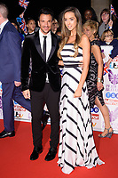 Peter Andre &amp; Emily MacDonagh at the Pride of Britain Awards 2017 at the Grosvenor House Hotel, London, UK. <br /> 30 October  2017<br /> Picture: Steve Vas/Featureflash/SilverHub 0208 004 5359 sales@silverhubmedia.com