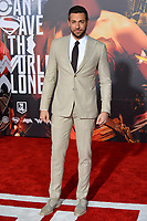 Zachary Levi at the world premiere for &quot;Justice League&quot; at The Dolby Theatre, Hollywood. Los Angeles, USA 13 November  2017<br /> Picture: Paul Smith/Featureflash/SilverHub 0208 004 5359 sales@silverhubmedia.com
