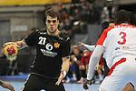 Vasko Sevaljevic. TUNISIA vs MONTENEGRO: 27-25 - Preliminary Round - Group A