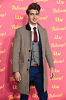 LONDON, UK. November 12, 2019: Chris Taylor arriving for the ITV Palooza at the Royal Festival Hall, London.<br /> Picture: Steve Vas/Featureflash