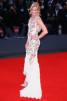 Elisabeth Banks attends the red carpet for the premiere of the movie 'A Bigger Splash' during the 72nd Venice Film Festival at the Palazzo Del Cinema in Venice, Italy, September 6, 2015. <br /> UPDATE IMAGES PRESS/Stephen Richie