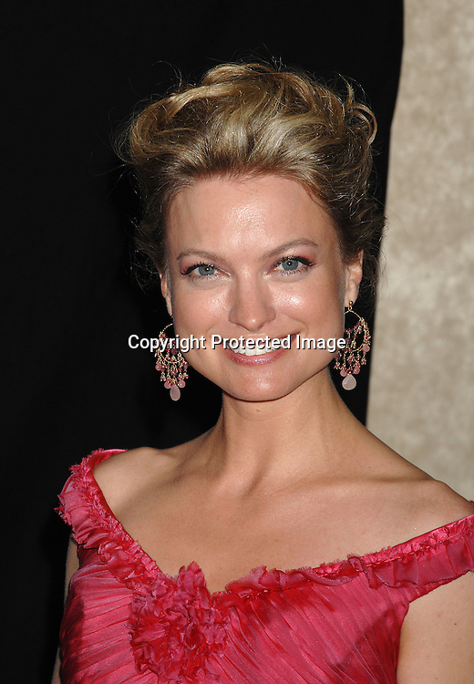 Nicole Forester..posing for photographers in the Press Room at The 34th Annual Daytime Emmy Awards on June 15,2007 at The ..Kodak Theatre in Hollywood, California. ..Robin Platzer, Twin Images......212-935-0770