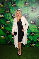 LONDON, ENGLAND - JANUARY 10: Nicki Chapman attending 'Cirque du Soleil - OVO' at the Royal Albert Hall on January 10, 2018 in London, England.<br /> CAP/MAR<br /> &copy;MAR/Capital Pictures