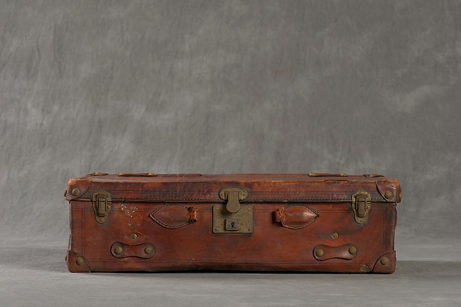 &copy;2013 Jon Crispin<br /> F J L.<br /> Willard Suitcases