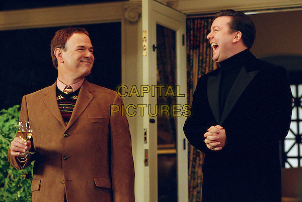 LARRY MILLER & RICKY GERVAIS.in For Your Consideration.*Editorial Use Only*.Ref: FB.www.capitalpictures.com.sales@capitalpictures.com.Supplied by Capital Pictures.