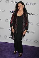 "Diana Gabaldon<br /> at ""Outlander"" At PaleyFEST 2015, Dolby Theater, Hollywood, CA 03-12-15<br /> David Edwards/DailyCeleb.Com 818-249-4998"