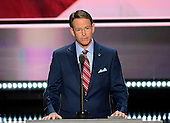 Tony Perkins makes remarks at the 2016 Republican National Convention held at the Quicken Loans Arena in Cleveland, Ohio on Thursday, July 21, 2016.<br /> Credit: Ron Sachs / CNP<br /> (RESTRICTION: NO New York or New Jersey Newspapers or newspapers within a 75 mile radius of New York City)