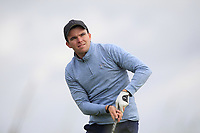 Greg O'Mahony (Fota Island) on the 2nd tee during Round 2 of The East of Ireland Amateur Open Championship in Co. Louth Golf Club, Baltray on Sunday 2nd June 2019.<br /> <br /> Picture:  Thos Caffrey / www.golffile.ie<br /> <br /> All photos usage must carry mandatory copyright credit (© Golffile | Thos Caffrey)