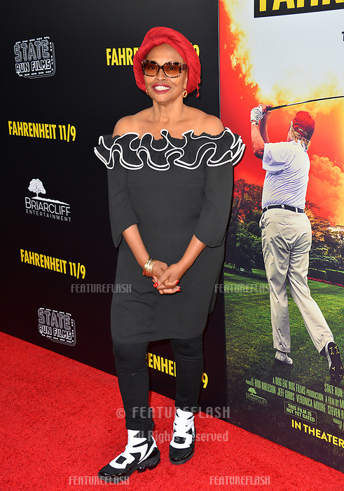 LOS ANGELES, CA. September 19, 2018: Jenifer Lewis at the Los Angeles premiere for Michael Moore's &quot;Fahrenheit 11/9&quot; at the Samuel Goldwyn Theatre.<br /> Picture: Paul Smith/Featureflash
