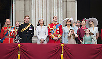 Trooping of the Colour 2014 - London - UK